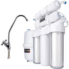 Система очистки воды для квартиры и дома., обратный осмос